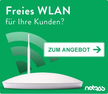 Freies WLAN für Ihre Kunden?