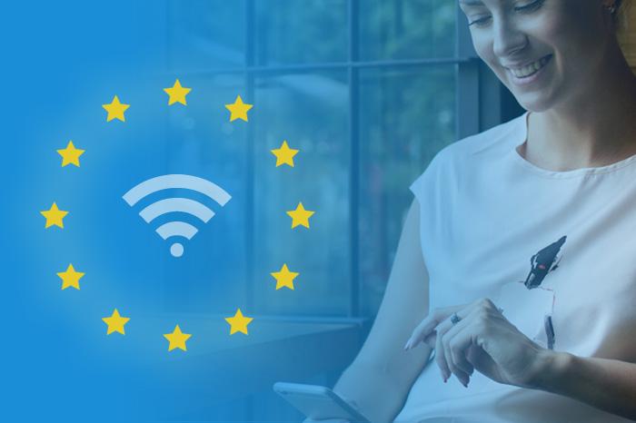 Artikel WiFi4EU – EU-Fördergelder für öffentliches WLAN
