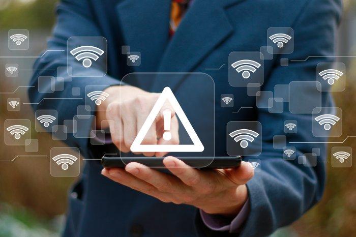 Artikel Risiken im unverschlüsselten WLAN – darf man fremdes WiFi nutzen?